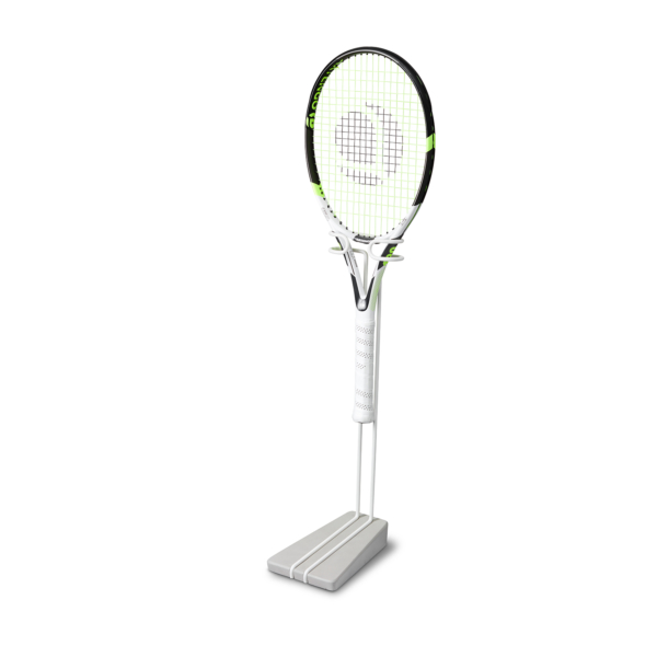 tennis racket display - sports collection