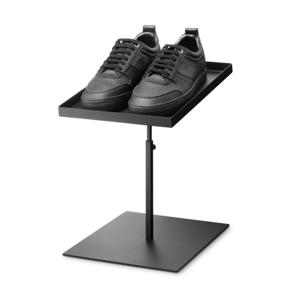 shoe tray display - Basic collection - with product
