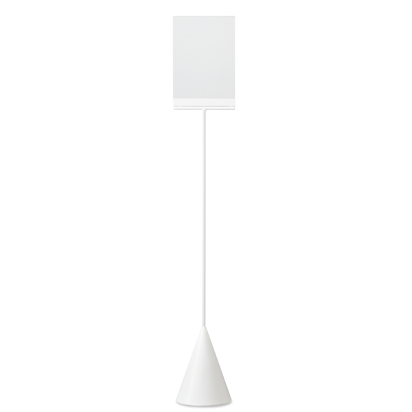white a5 display - cone collection